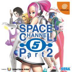 Jaquette de Space Channel 5 Part 2 Dreamcast