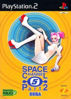 Jaquette de Space Channel 5 Part 2 PlayStation 2