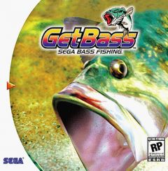 Jaquette de SEGA Bass Fishing Dreamcast