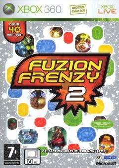 Jaquette de Fuzion Frenzy 2 Xbox 360