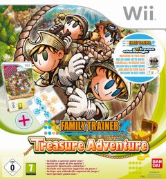 Jaquette de Family Trainer : Treasure Adventure Wii