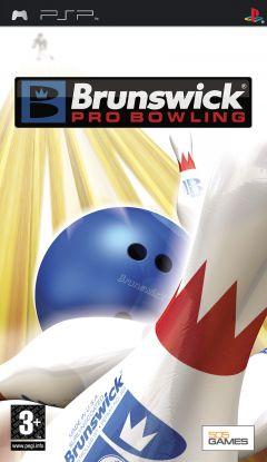 Jaquette de Brunswick Pro Bowling PSP