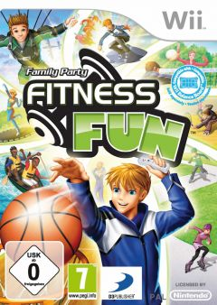 Jaquette de Family Party : Fitness Fun Wii