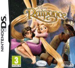 Jaquette de Raiponce DS