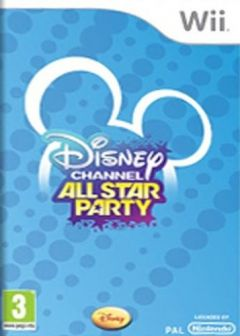 Jaquette de Disney Channel All Star Party Wii
