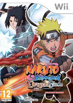 Jaquette de Naruto Shippuden : Dragon Blade Chronicles Wii