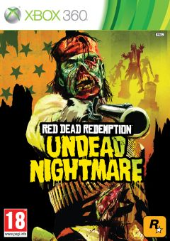 Jaquette de Red Dead Redemption : Undead Nightmare Xbox 360