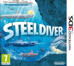 Jaquette de Steel Diver Nintendo 3DS