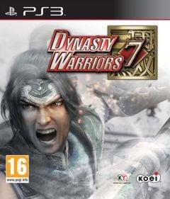 Jaquette de Dynasty Warriors 7 PlayStation 3