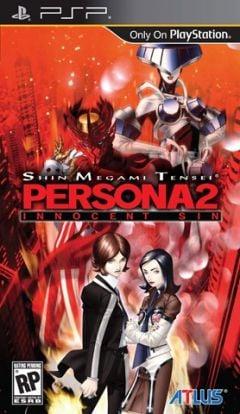 Jaquette de Persona 2 : Innocent Sin PSP