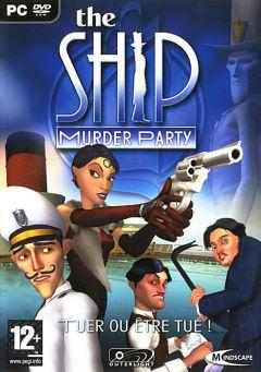 Jaquette de The Ship PC