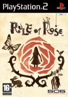 Jaquette de Rule of Rose PlayStation 2