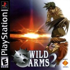 Jaquette de Wild Arms 2 PlayStation
