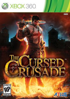 Jaquette de The Cursed Crusade Xbox 360