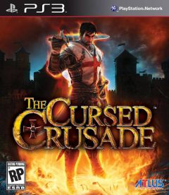 Jaquette de The Cursed Crusade PlayStation 3