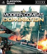 Jaquette de Modern Combat : Domination PlayStation 3