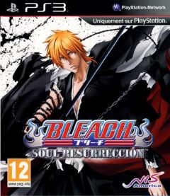 Jaquette de Bleach : Soul Resurrección PlayStation 3