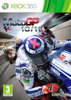 Jaquette de MotoGP 10/11 Xbox 360