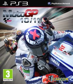 Jaquette de MotoGP 10/11 PlayStation 3
