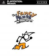 Jaquette de The Fancy Pants Adventures PlayStation 3