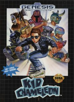 Kid Chameleon (Megadrive)