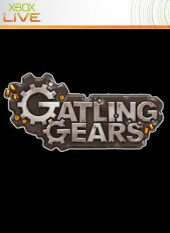 Jaquette de Gatling Gears Xbox 360