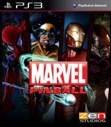 Jaquette de Marvel Pinball PlayStation 3