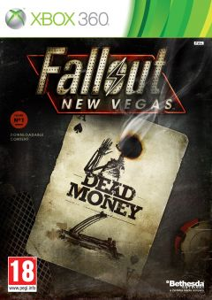 Jaquette de Fallout New Vegas : Dead Money Xbox 360