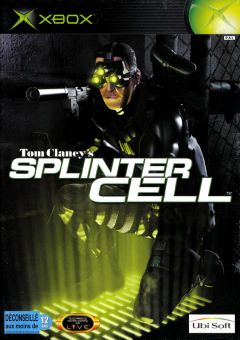 Jaquette de Splinter Cell Xbox