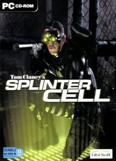 Jaquette de Splinter Cell PC
