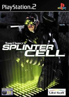 Jaquette de Splinter Cell PlayStation 2