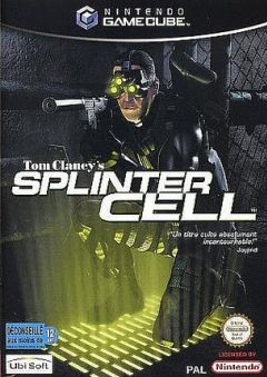 Jaquette de Splinter Cell GameCube