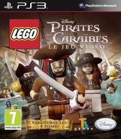 Jaquette de LEGO Pirates des Caraïbes : Le jeu vidéo PlayStation 3