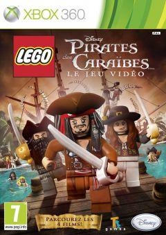 Jaquette de LEGO Pirates des Caraïbes : Le jeu vidéo Xbox 360