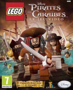 Jaquette de LEGO Pirates des Caraïbes : Le jeu vidéo PC
