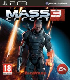 Jaquette de Mass Effect 3 PlayStation 3