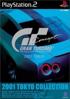 Jaquette de Gran Turismo Concept : Tokyo PlayStation 2
