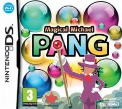 Jaquette de Pang : Magical Michael DS