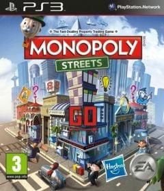 Jaquette de Monopoly Streets PlayStation 3