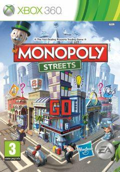 Jaquette de Monopoly Streets Xbox 360