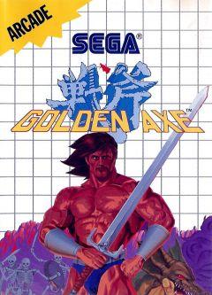 Jaquette de Golden Axe Master System