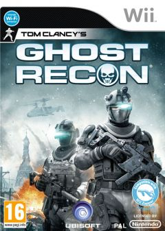Jaquette de Ghost Recon (Wii) Wii