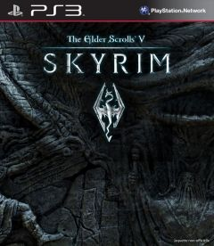 Jaquette de The Elder Scrolls V : Skyrim PlayStation 3