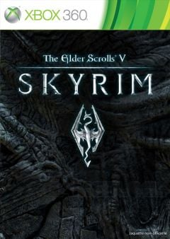 The Elder Scrolls V : Skyrim (Xbox 360)