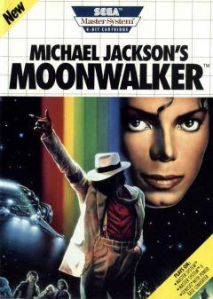 Jaquette de Michael Jackson's Moonwalker Master System