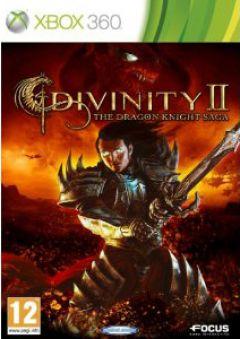 Jaquette de Divinity II - Flames of Vengeance Xbox 360