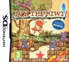 Jaquette de Ivy The Kiwi ? DS