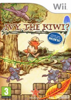 Jaquette de Ivy The Kiwi ? Wii