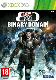 Jaquette de Binary Domain Xbox 360