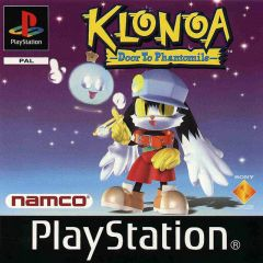 Jaquette de Klonoa : Door to Phantomile PlayStation